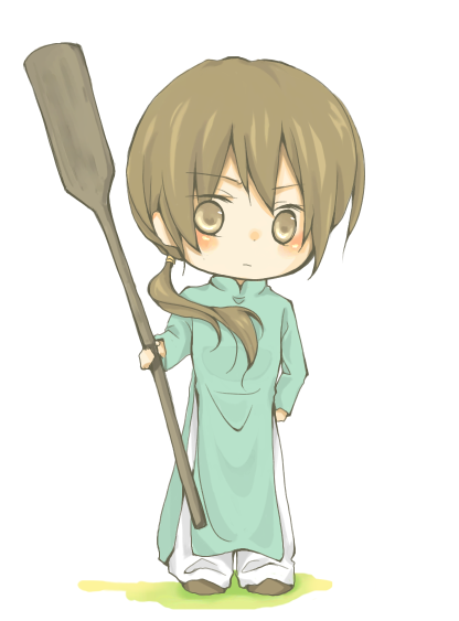 vietnam (axis powers hetalia) drawn by ame-zaiku