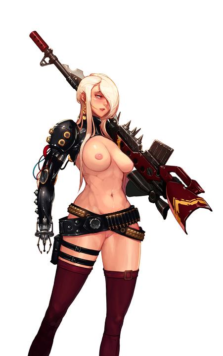 dungeon fighter hentai