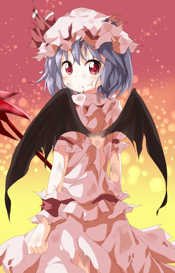 remilia scarlet (touhou) drawn by ruu_(tksymkw)