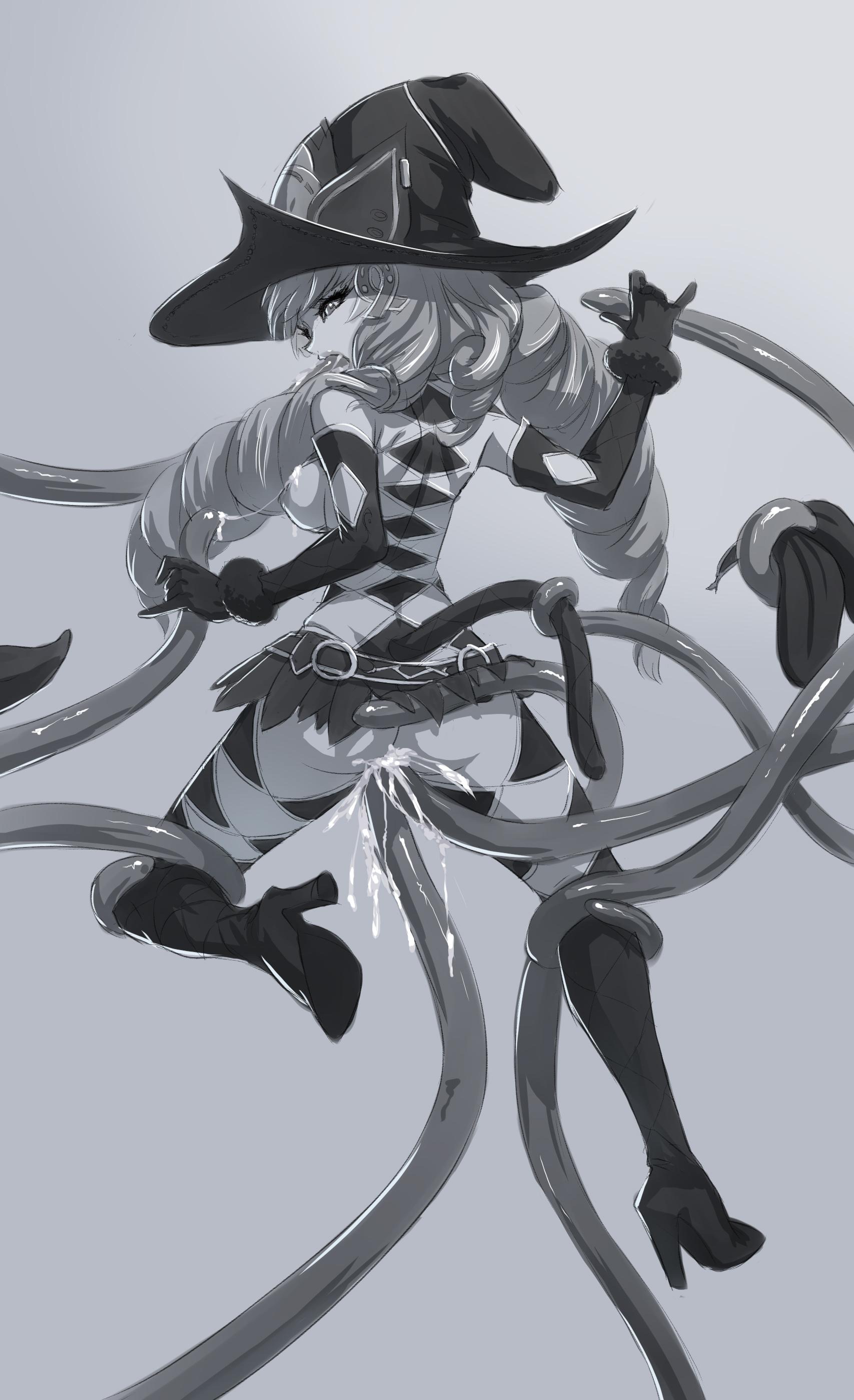 Star ocean tentacle hentai