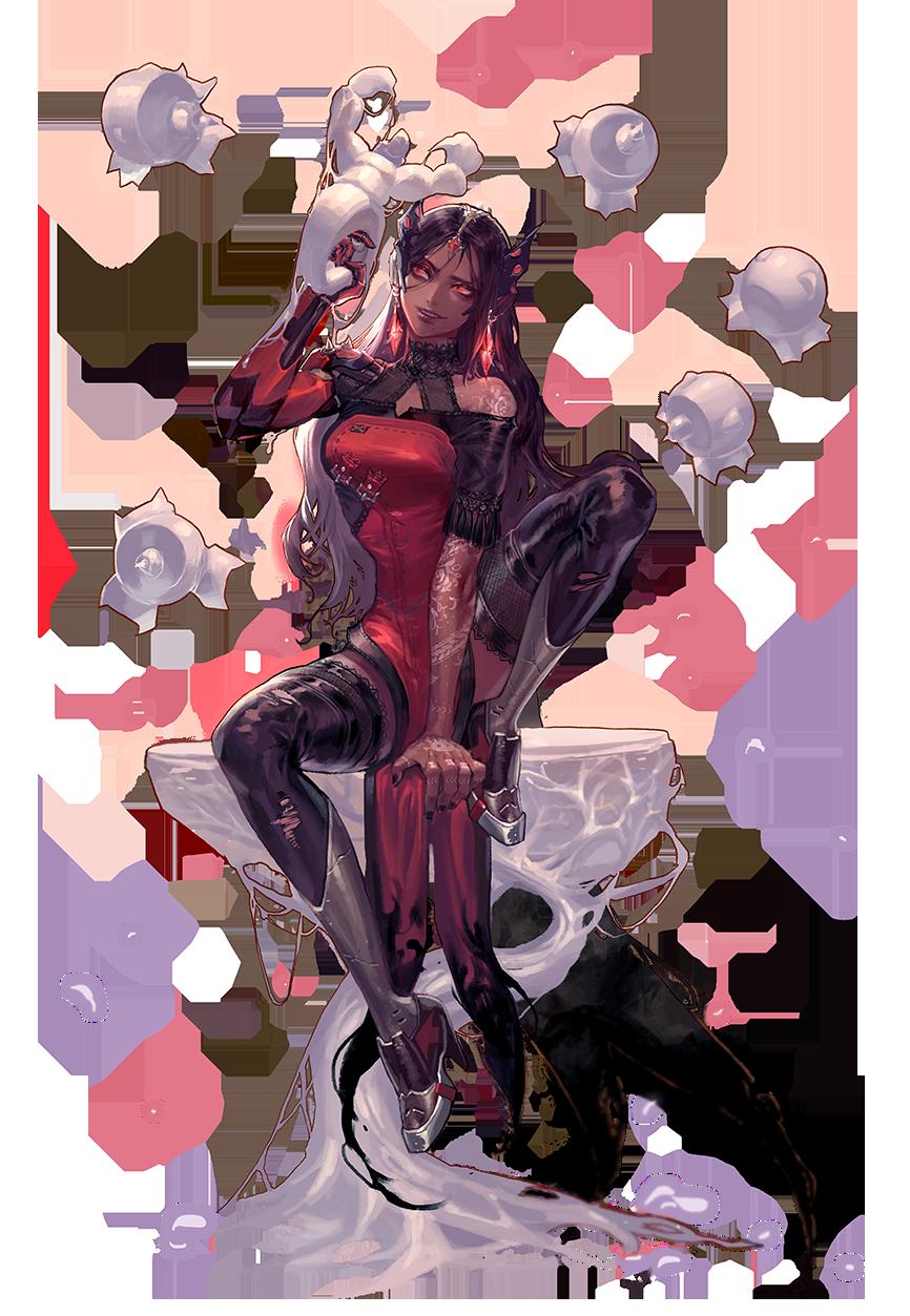 Symmetra Overwatch Drawn By Kim Hana Danbooru