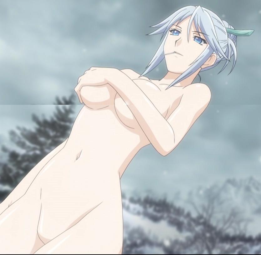 rosario vampire nude scenes