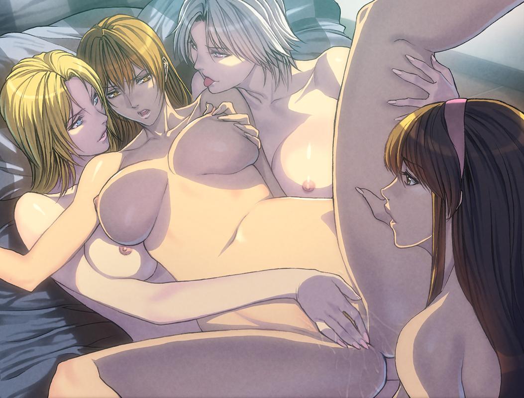 Hot Kasumi Running Nude Photos