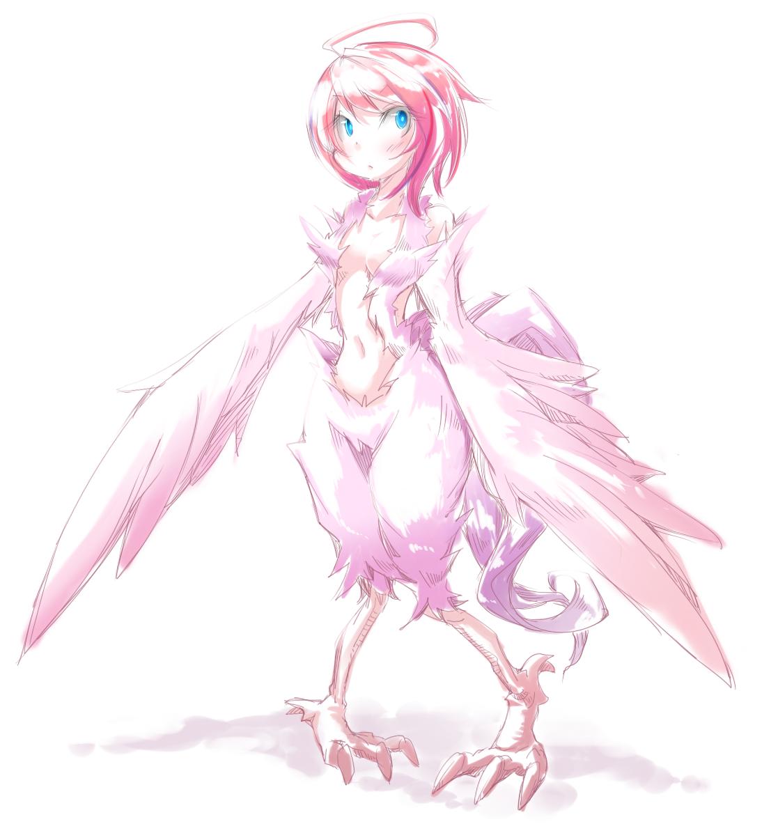 Harpy hentai xxx movie