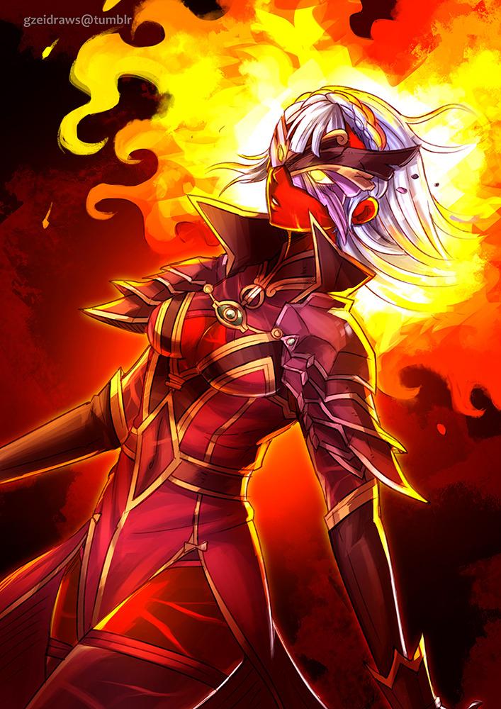 Video Game Fire Emblem Lyndis (Fire Emblem) Wallpaper