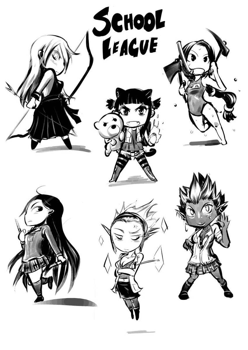 akali, annie hastur, ashe, evelynn, janna windforce, and others (league of legends)
