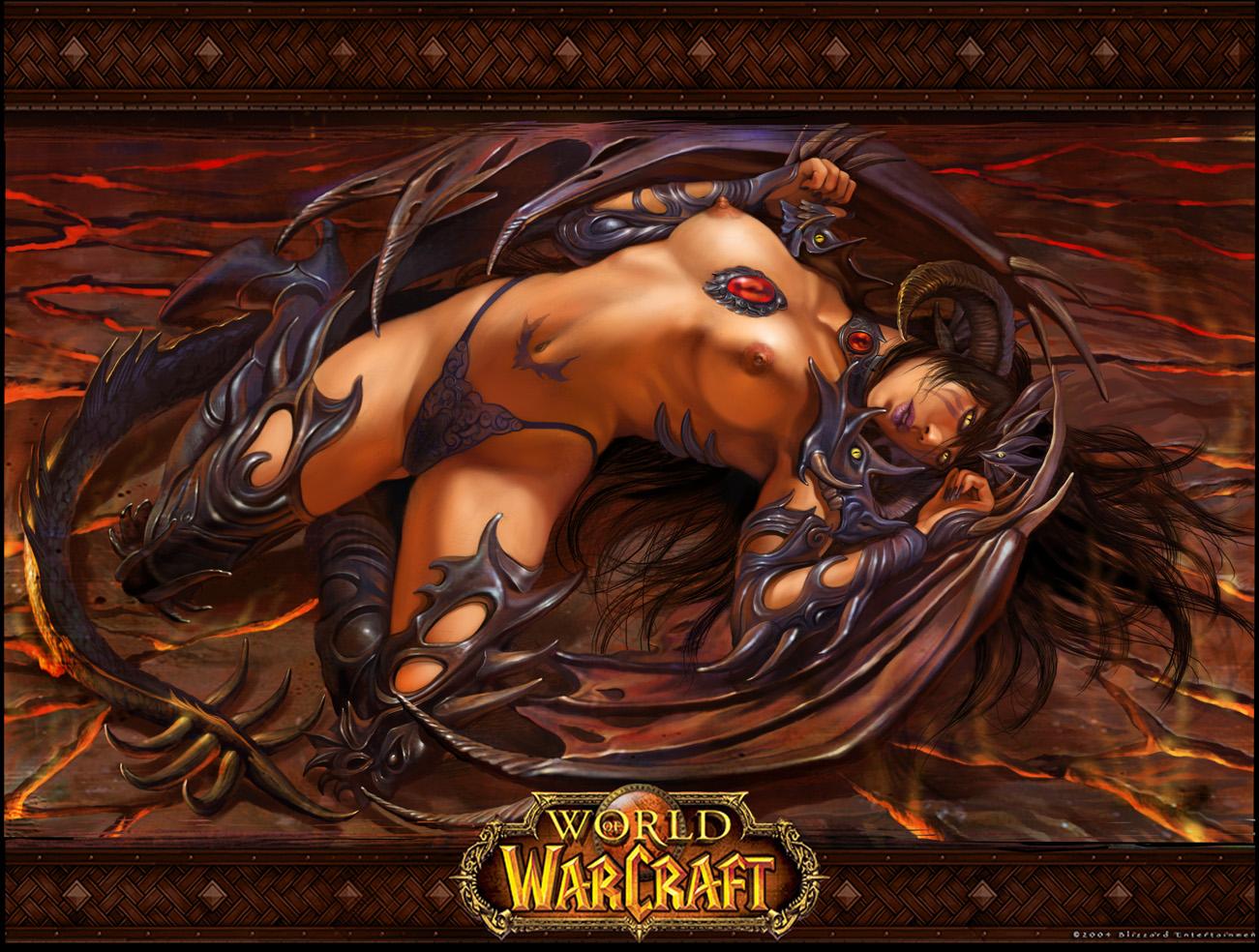 Warcraft barov of world