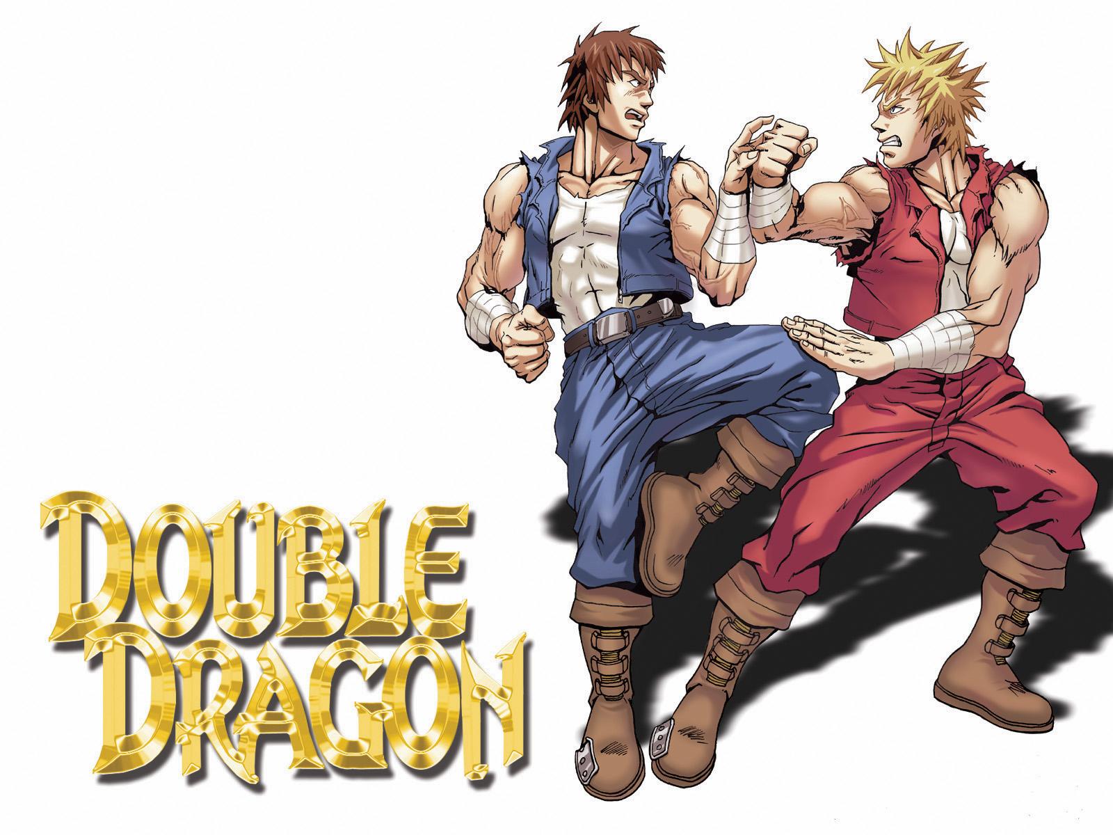Billy Lee And Jimmy Lee Double Dragon Danbooru