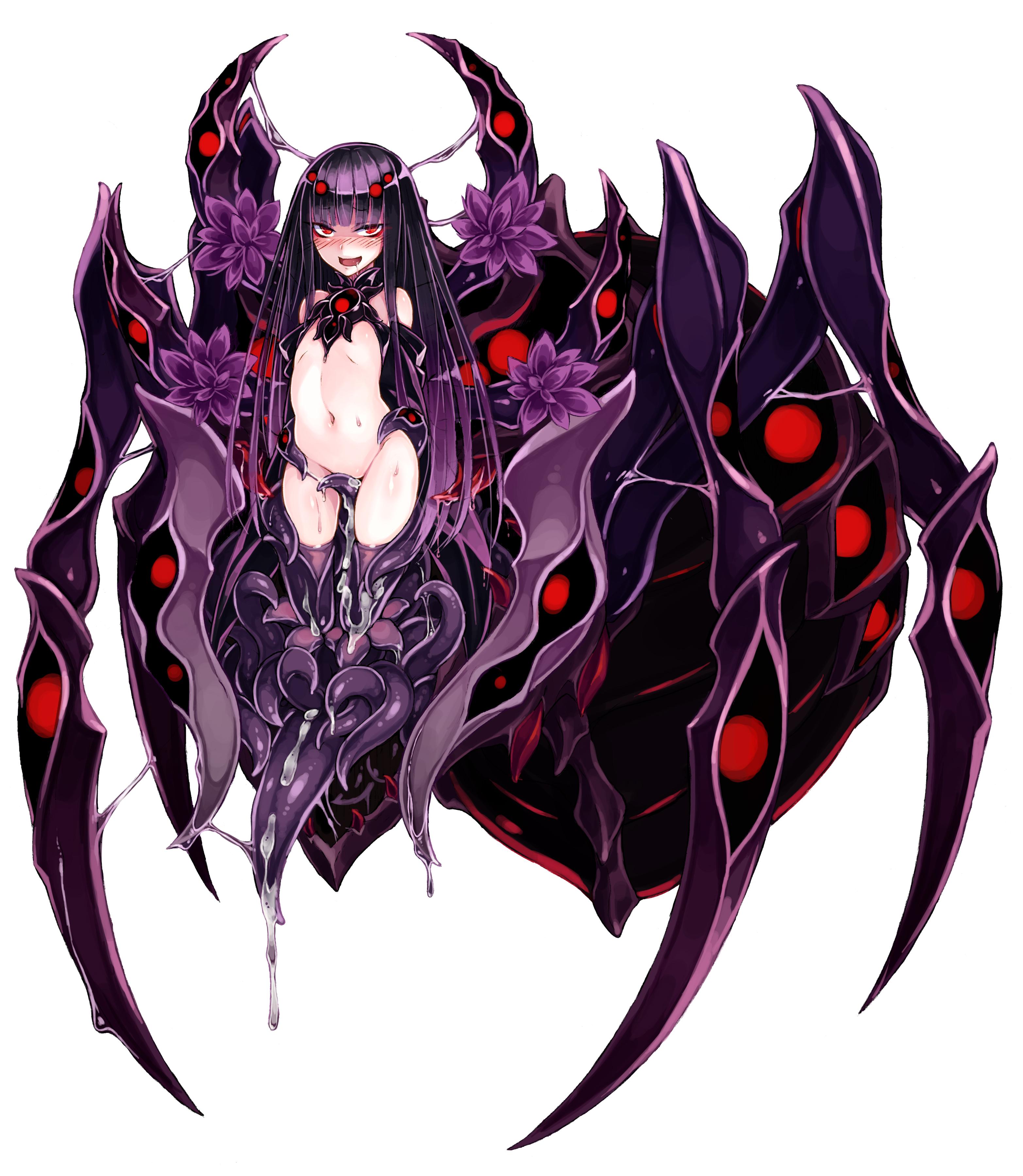 Demon girl toonart pinterest fantasy female warrior fantasy art and female warriors