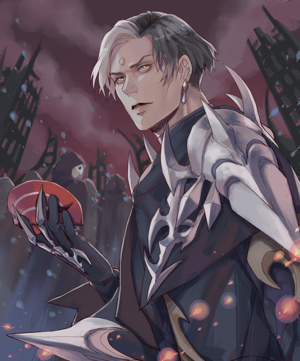 Garlean And Emet Selch Final Fantasy And 1 More Drawn By Kaze 0 Danbooru Listen to emet selch in full in the spotify app. garlean and emet selch final fantasy
