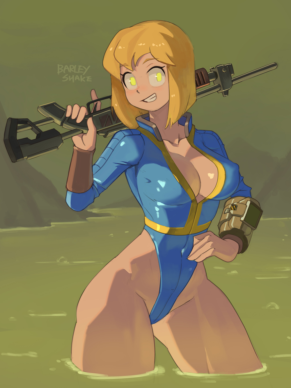 Series web post girls tagged vault This 'Fallout'