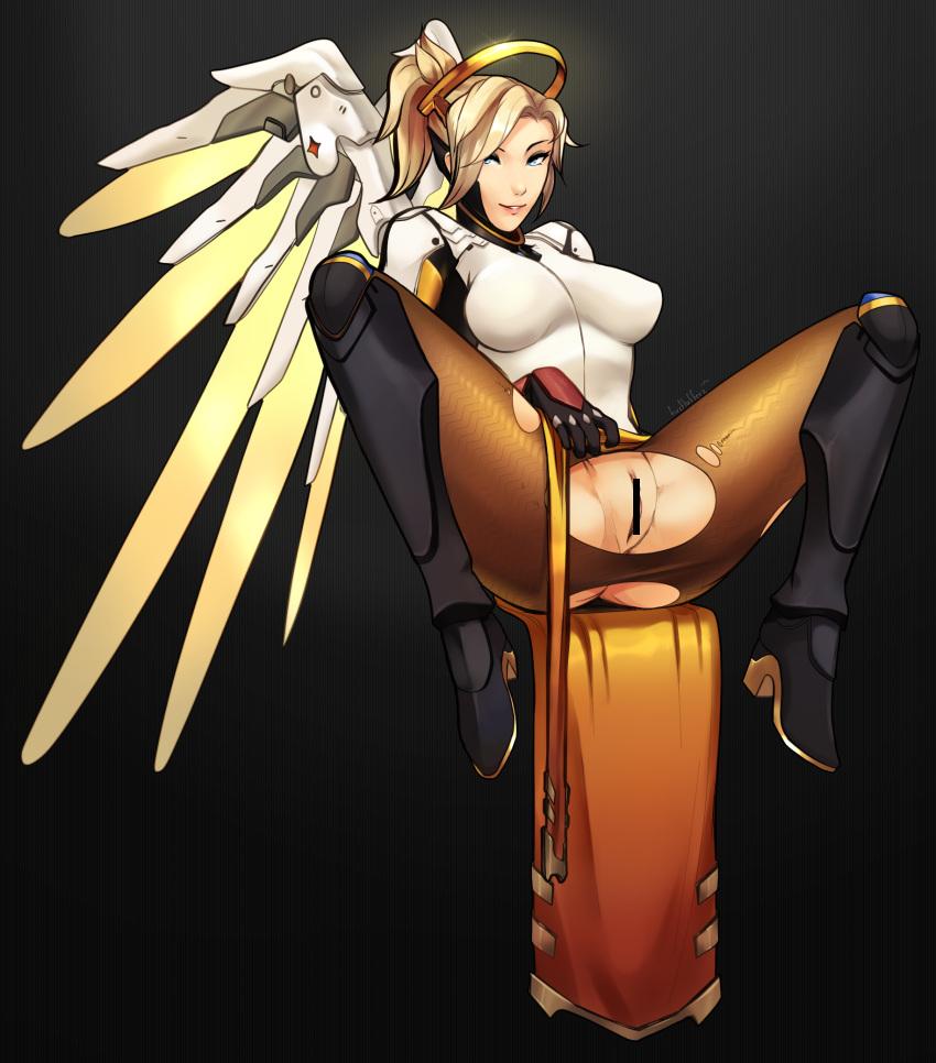 Эфэсбэшники начинают голая ангел из овервотч менее присела