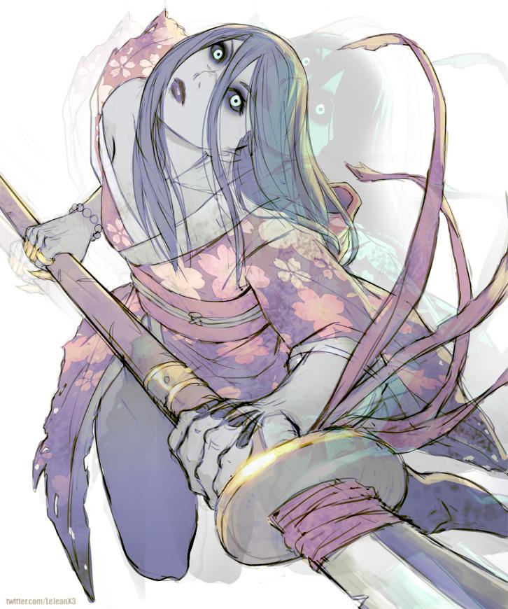 Killer Instinct Hisako Theme