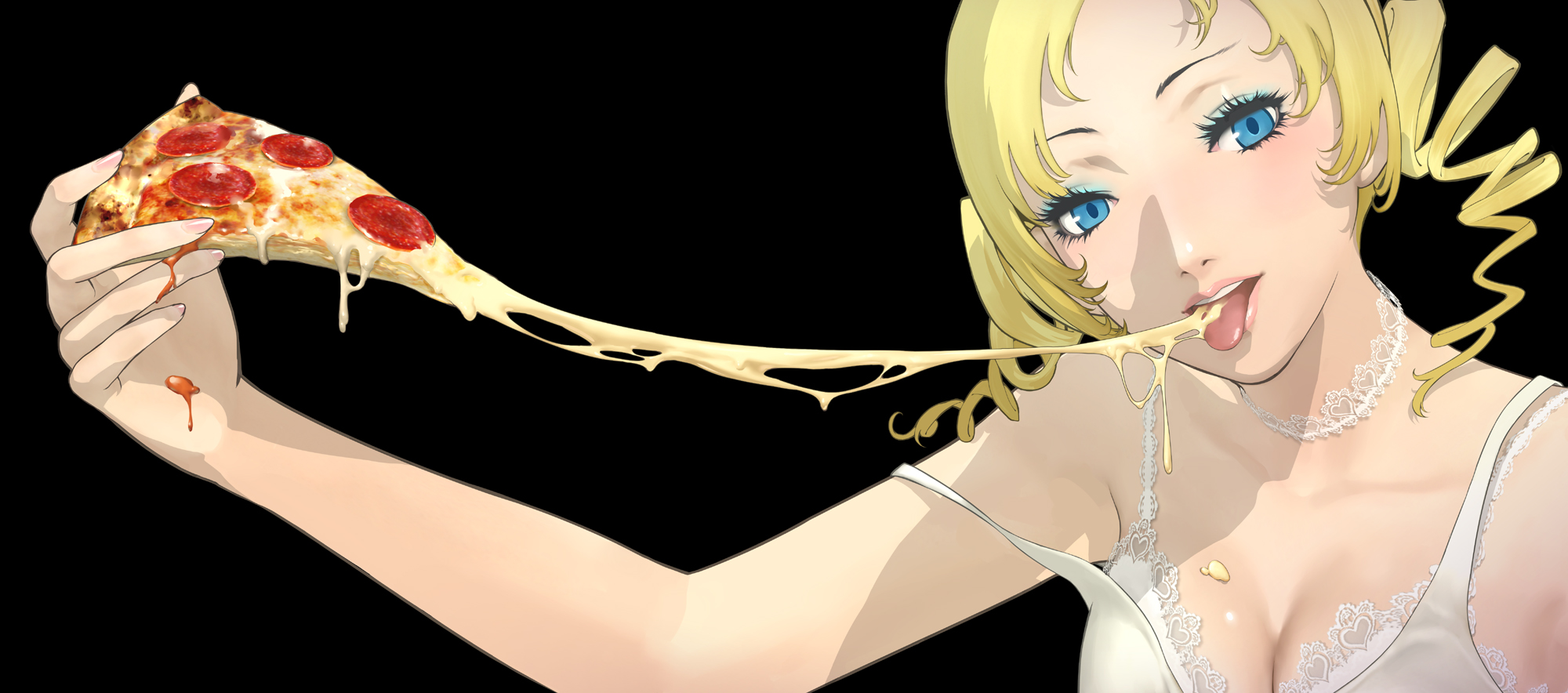 Catherine Catherine Drawn By Soejima Shigenori Danbooru