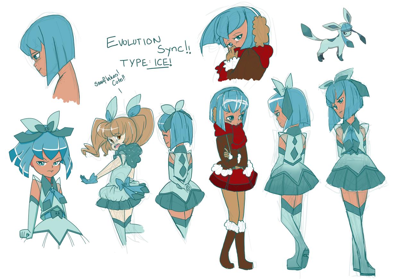 All eevee types pokemon evolution