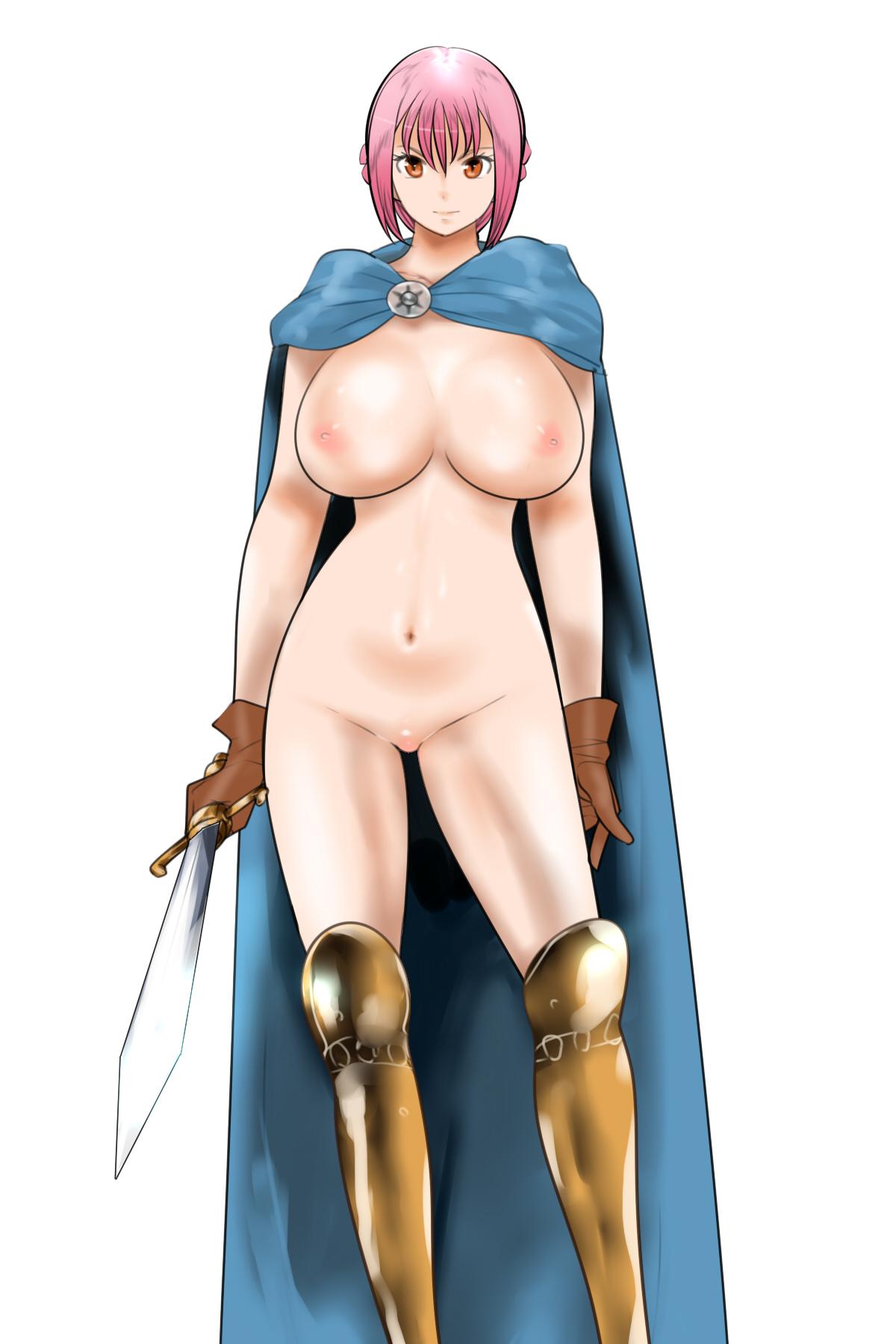 onepiece rebecca nude