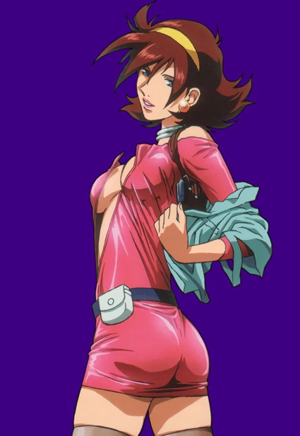 Rain Mikamura (Character) - Giant Bomb