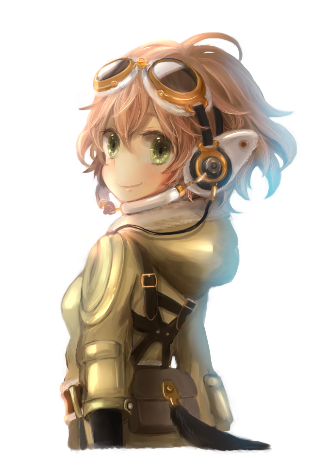 fam fan fan (last exile: gin'yoku no fam and etc) drawn by koneko mari