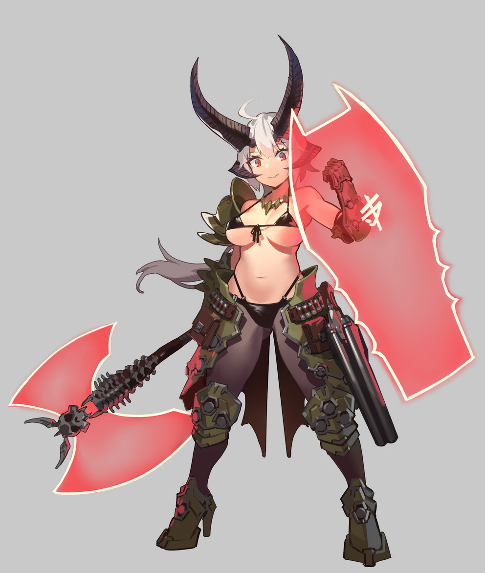 Marauder Doom And 1 More Drawn By Fangdan Runiu Danbooru