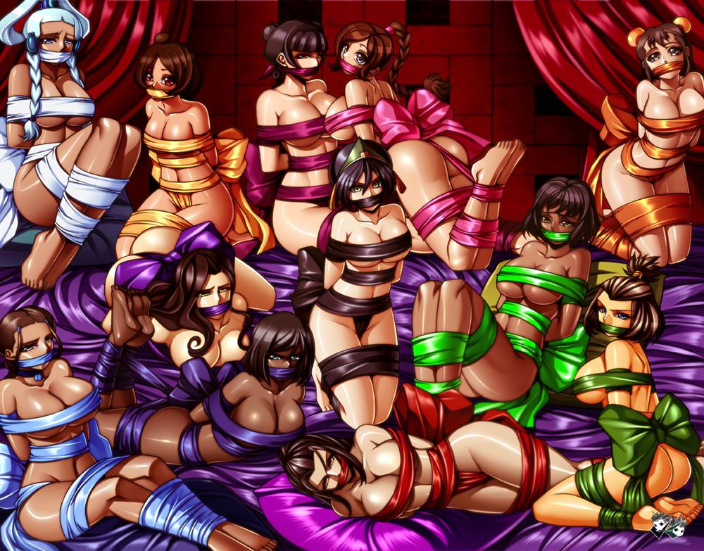avatar bondage porn