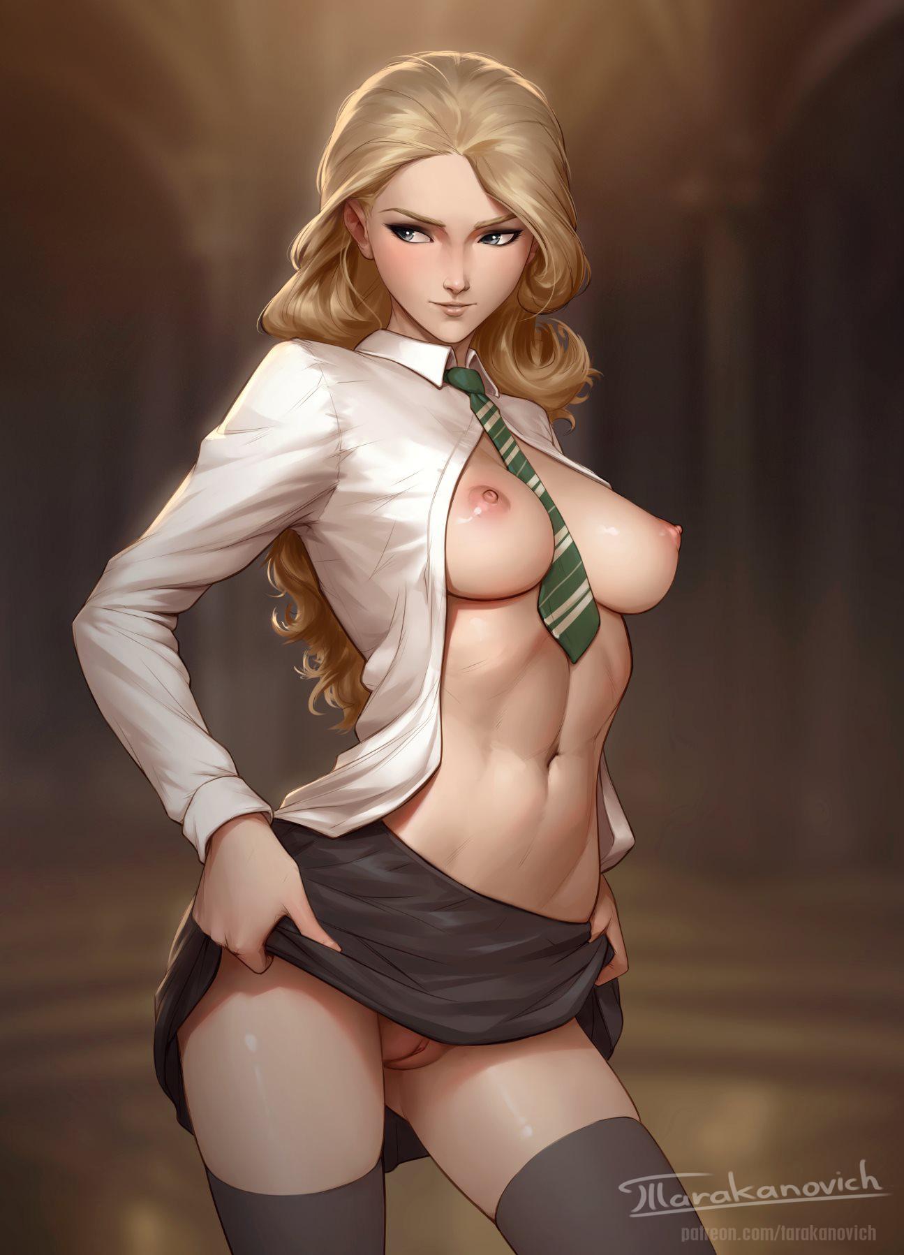 Harry Potter Luna Lovegood Nude