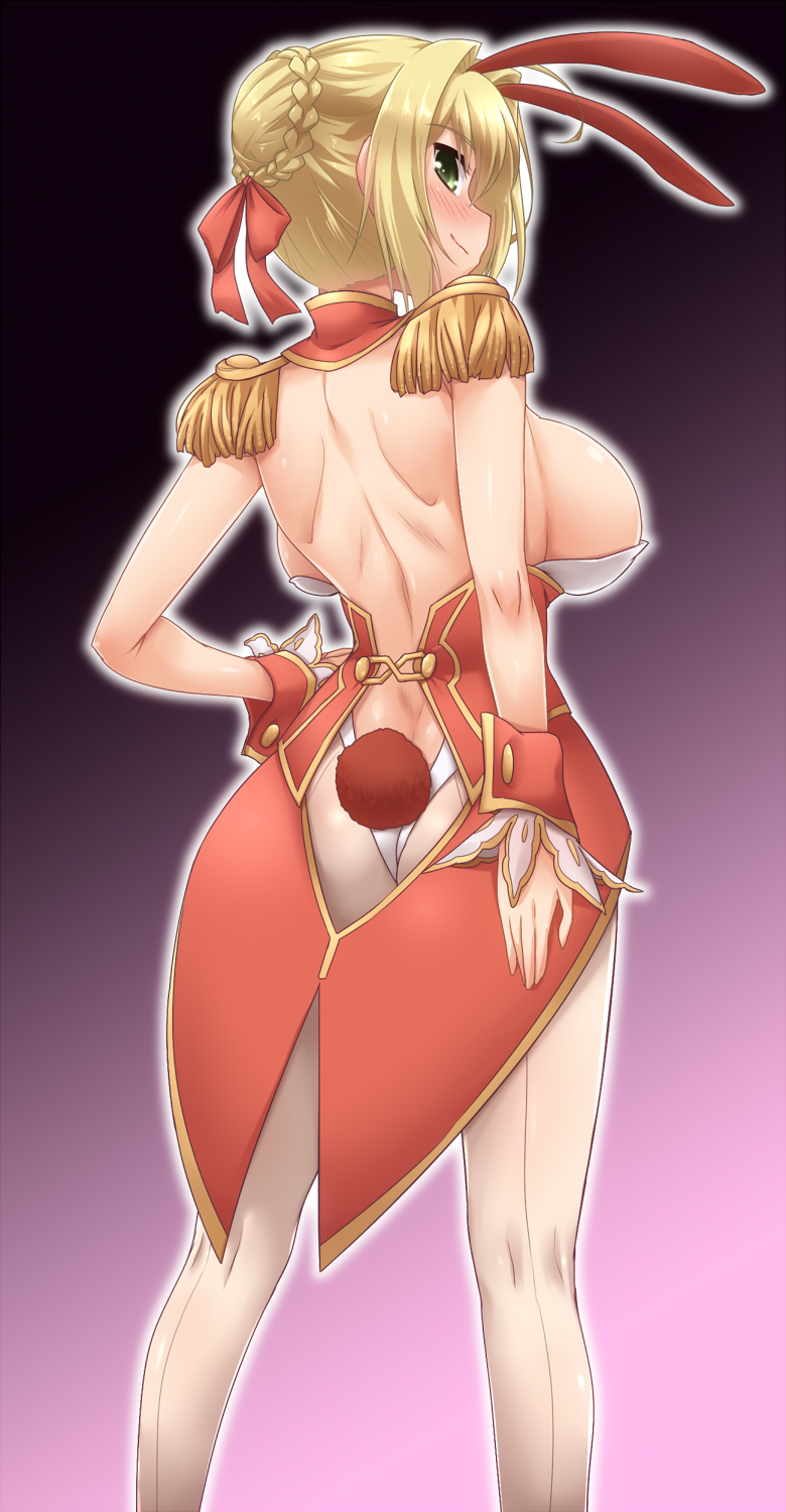 nero claudius and nero claudius (fate/extra, fate/grand order, and fate (series)) drawn by yoshi tama