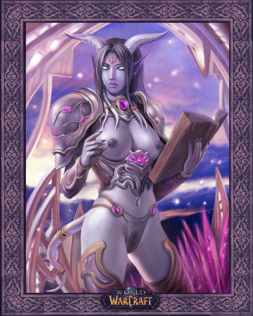 Wow sexy naked draenei nsfw download