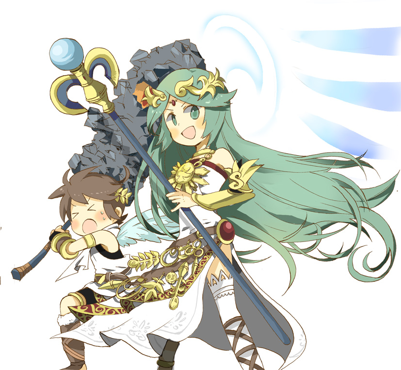 kid icarus uprising weapon guide