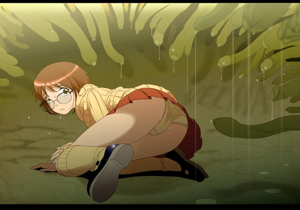 Scooby doo upskirt