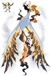 cubone emererre fusion moltres no_humans pixelated pokemon pokemon_(game)