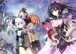 6+girls animal_ears armor armored_dress black_hair blue_eyes blue_hair bodysuit breasts bunny_ears cleavage coat date_a_live dress grey_hair hair_between_eyes hair_ornament hand_puppet hood itsuka_kotori long_hair medium_breasts multiple_girls murasame_reine official_art pantyhose ponytail puppet purple_eyes purple_hair red_eyes red_hair school_uniform short_hair tobiichi_origami tokisaki_kurumi tsunako twintails white_hair yatogami_tooka yoshino_(date_a_live) yoshinon