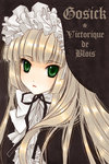 1girl blonde_hair character_name copyright_name ema_(earth-b) gosick green_eyes lolita_fashion long_hair victorica_de_blois