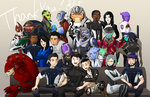 6+boys 6+girls alien android aria_t'loak_(mass_effect) arm_hug asari ashley_williams aura baby bald baseball_cap black_hair blue_eyes blue_skin blush bodysuit commander_shepard commander_shepard_(male) couch couple edi_(mass_effect) eve_(mass_effect) everyone extra_eyes facial_hair full_body_tattoo garrus_vakarian geth goatee green_skin grey_skin group_picture grunt_(mass_effect) hat holding_hands holographic_monitor interlocked_fingers jack_(mass_effect) jacob_taylor james_vega javik_(mass_effect) joker_(mass_effect) krogan legion_(mass_effect) liara_t'soni mass_effect mass_effect_3 military military_uniform miranda_lawson mordin_solus multiple_boys multiple_girls mustache power_armor purple_skin quarian robot robot_joints salarian samara_(mass_effect) sawa_(saza) scouter short_ponytail sitting steve_cortez tali'zorah tattoo thane_krios thank_you time_paradox turian uniform urdnot_wrex very_dark_skin