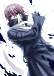 1boy bandages chain company_connection cosplay key_(company) little_busters! male natsume_kyousuke ootori_sakuya ootori_sakuya_(cosplay) rewrite solo zen