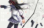 akemi_homura commentary_request dated magical_girl mahou_shoujo_madoka_magica silverxp spoilers tagme