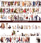 6+boys 6+girls :t absolutely_everyone ahoge america_(hetalia) ancient_egypt_(hetalia) ancient_greece_(hetalia) anger_vein animal animalization anniversary apron arm_up armband armor arrow arrow_in_head ascot asymmetrical_hair australia_(hetalia) austria_(hetalia) axis_powers_hetalia ball bandaid bandaid_on_face bare_legs bare_shoulders barefoot baseball_bat bear beige_skirt belarus_(hetalia) belgium_(hetalia) belt belt_buckle beret bird black_gloves black_hat black_legwear blonde_hair blue_bow blue_dress blue_eyes blue_neckwear blue_pants blush_stickers book book_stack boots bow bowtie breastplate breasts broom brown_footwear brown_gloves brown_hair brown_jacket brown_pants buckle bug bulgaria_(hetalia) butterfly buttons cameroon_(hetalia) canada_(hetalia) cape carrying cat chair character_request child china_(hetalia) cleavage coat collarbone commentary_request computer cross cross-laced_clothes cross-laced_footwear cross_hair_ornament cross_necklace crossed_arms cuba_(hetalia) cube cup cyprus_(hetalia) czech_republic_(hetalia) daisy davie_(hetalia) denmark_(hetalia) desk dog doll double-breasted double_bun drawer dress drinking_straw dual_persona ecuador_(hetalia) egypt_(hetalia) estonia_(hetalia) everyone extra eyebrows_visible_through_hair facial_hair faucet fez_hat finland_(hetalia) flag flower food france_(hetalia) frederick_the_great friedrich_ii_(hetalia) from_behind genderswap genderswap_(ftm) genderswap_(mtf) german_flag germania_(hetalia) germany_(hetalia) ghost glasses gloves goggles goggles_around_neck greece_(hetalia) green_dress green_pants green_skirt hair_flower hair_ornament hair_ribbon hairband hana-tamago hand_on_hip hand_on_own_chest hand_on_own_chin hand_on_shoulder hat hello_kitty high_heels highres hizuki_miya holding holding_hand holding_hands holding_sword holding_weapon holy_roman_empire_(hetalia) hong_kong_(hetalia) howard_the_spy_(hetalia) hungary_(hetalia) hutt_river_(hetalia) ice_cream iceland_(hetalia) india_(hetalia) insect jacket japan_(hetalia) jeanne_d'arc_(hetalia) jewelry kappa katana keffiyeh knee_boots kneehighs kneeling knife korea_(hetalia) korean_clothes kugelmugel_(hetalia) kumajirou_(hetalia) ladonia_(hetalia) laptop latvia_(hetalia) leaf_print liechtenstein_(hetalia) lisa_(hetalia) lithuania_(hetalia) long_hair long_skirt long_sleeves looking_at_another looking_at_viewer looking_back luxembourg_(hetalia) macau_(hetalia) maid maple_leaf_print maria_theresa_(hetalia) mask midriff military military_uniform mochi moldova_(hetalia) molossia_(hetalia) monaco_(hetalia) monitor multiple_boys multiple_girls navel necklace necktie netherlands_(hetalia) new_zealand_(hetalia) nikoniko_republic_(hetalia) northern_cyprus_(hetalia) northern_ireland_(hetalia) northern_italy_(hetalia) norway_(hetalia) office_chair one_eye_closed open_clothes open_hand open_jacket open_mouth outstretched_arms panda pants pantyhose pass peaked_cap petting pink_dress pipe pleated_skirt pochi_(hetalia) pointing poland_(hetalia) portugal_(hetalia) pout princess_carry principality_of_seborga_(hetalia) principality_of_wy_(hetalia) profile prussia_(hetalia) puffin purple_dress reaching real_life real_life_insert red_bow red_coat red_dress red_hat red_neckwear red_pants ribbon roman_clothes romania_(hetalia) rome_(hetalia) rose russia_(hetalia) sailor_collar sailor_hat salute sandals sash scar scotland_(hetalia) sealand_(hetalia) seychelles_(hetalia) shelf shinatty-chan shirt short_hair shorts siblings sitting skirt sleeves_past_wrists slovakia_(hetalia) smile southern_italy_(hetalia) spain_(hetalia) sparkle speech_bubble spoken_person standing standing_on_one_leg star star_hair_ornament star_print stick stomach striped striped_shirt stubble stylus sunglasses sweatdrop sweden_(hetalia) switzerland_(hetalia) sword taiwan_(hetalia) temari_ball thailand_(hetalia) thighhighs thumbs_up tibet_(hetalia) tomato top_hat turkey_(hetalia) twintails ukraine_(hetalia) uniform united_kingdom_(hetalia) unsheathed v v-shaped_eyebrows very_short_hair vietnam_(hetalia) vietnamese_dress wagashi wales_(hetalia) waving weapon white_apron white_background white_legwear white_skirt wool yellow_legwear youkai younger zashiki-warashi zettai_ryouiki