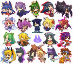 6+girls :3 :o >_< adiane ahoge air_gear animal_ears apron backbeard bad_id bad_pixiv_id bardiche black_hair black_sclera blonde_hair blue_hair blush blush_stickers breasts brown_eyes cape cat_ears character_request chibi clenched_hand closed_eyes commentary_request copyright_request crossed_arms crossover dark_skin dhaos_(tales) digimon disgaea dress embarrassed eyepatch fate_testarossa felyne ghost glasses goggles goggles_on_head green_eyes green_hair hair_over_one_eye hair_ribbon hand_on_hip hands_on_hips hands_together highres higurashi_no_naku_koro_ni hitec izumi_konata japanese_clothes kemonomimi_mode kneeling large_breasts long_hair looking_at_viewer looking_down looking_up lucky_star lyrical_nanoha mahou_shoujo_lyrical_nanoha mahou_shoujo_lyrical_nanoha_strikers melynx monster_hunter multiple_boys multiple_girls necktie open_mouth outline ponytail praying purple_hair red_eyes red_hair ribbon rumia saigyouji_yuyuko saleh scarf school_uniform scorpion_tail serafuku silhouette simple_background skirt sleeves_past_wrists slit_pupils sonozaki_shion standing straitjacket succubus_(disgaea) tales_of_(series) tales_of_phantasia tales_of_rebirth tengen_toppa_gurren_lagann thighhighs touhou twintails very_long_hair wanijima_agito weapon white_background wide_sleeves wings x3 yellow_eyes zettai_ryouiki