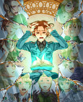 6+boys ahoge albino america_(hetalia) axis_powers_hetalia bad_id bad_pixiv_id bangs beard belt black_hair blonde_hair blue_eyes book brown_eyes brown_hair canada_(hetalia) china_(hetalia) crying empty_eyes facial_hair food france_(hetalia) germany_(hetalia) glasses green_eyes hand_on_own_head hands_on_own_face hetaoni highres holding japan_(hetalia) katana kumajirou_(hetalia) male_focus military military_uniform mirror mochi mochimerica_(hetalia) multiple_boys necktie northern_italy_(hetalia) open_mouth orange_eyes pokupoku_(yamanashi_yuuya) prussia_(hetalia) purple_eyes red_eyes russia_(hetalia) serious short_hair short_ponytail shouting sidelocks silver_hair southern_italy_(hetalia) spain_(hetalia) spoilers sweat sword tearing_up torn uniform united_kingdom_(hetalia) wagashi weapon