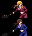 1boy blonde_hair formal umineko_no_naku_koro_ni ushiromiya_lion