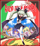6+girls anchovy anzio_(emblem) anzio_school_uniform arm_up bangs belt beret black_cape black_hair black_hat black_necktie black_ribbon black_shoes black_skirt blonde_hair braid brown_eyes cape carpaccio carro_armato_p40 carro_veloce_cv-33 closed_eyes dress_shirt drill_hair emblem food fork full_body girls_und_panzer green_eyes green_hair grin ground_vehicle hair_ribbon hat holding holding_food italian italian_flag loafers long_hair long_sleeves looking_at_viewer military military_vehicle miniskirt motor_vehicle multiple_girls necktie open_mouth pantyhose pasta pepperoni_(girls_und_panzer) pizza pleated_skirt rapan red_eyes ribbon school_uniform shirt shoes short_hair side_braid siko_(girls_und_panzer) skirt smile solo_focus standing standing_on_one_leg tank translation_request twin_drills twintails white_legwear white_shirt