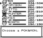 :d animated bird cat commentary creature ditto eevee_(artist) english excarabu fangs gen_1_pokemon ghost greyscale haunter health_bar horn looking_at_viewer meowth mew monochrome mp4 no_humans onix open_mouth pixel_art pokemon pokemon_(creature) pokemon_(game) pokemon_rgby porygon smile