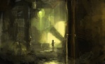 1girl bad_id bad_pixiv_id copyright_request highres lm7_(op-center) scenery shadow solo