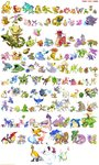 abra absolutely_everyone absurdres aerodactyl aipom alakazam all_fours alternate_color ampharos angry apple apple_core aqua_skin arbok arcanine ariados arms_up articuno aura azumarill bag bayleef beak bear beedrill bellossom bellsprout bird biting black_skin blade blastoise blissey blonde_hair blue_eyes blue_fire blue_hair blue_skin blush_stickers bone boxing_gloves breasts brown_eyes bulbasaur butterfree cat caterpie celebi chansey charizard charmander charmeleon chikorita chinchou claws clefable clefairy cleffa clenched_hand clenched_hands closed_eyes closed_mouth cloyster commentary corsola cow crab creature crobat croconaw cubone cyndaquil delibird dewgong diglett ditto dodrio doduo dog donphan dragon dragonair dragonite dratini dress drowzee duck dugtrio dunsparce eevee egg ekans electabuzz electrode elekid elephant energy english entei espeon everyone evil_smile exeggcute exeggutor eyelashes farfetch'd fearow feraligatr fiery_hair fiery_tail fire fish flaaffy flareon flexing floating flower flying food forretress frown fruit furret gastly gen_1_pokemon gen_2_pokemon gengar geodude ghost girafarig gligar gloom golbat goldeen golduck golem_(pokemon) granbull graveler green_eyes green_skin grey_fire grey_skin grimer grin growlithe gyarados hands_together haunter heracross highres hitmonchan hitmonlee hitmontop ho-oh holding holding_bone holding_spoon hoothoot hoppip horn horns horse horsea houndoom houndour hug hypno igglybuff ivysaur jewelry jigglypuff jolteon jumping jumpluff jynx kabuto_(pokemon) kabutops kadabra kakuna kangaskhan kingdra kingler koffing krabby lanturn lapras large_breasts larvitar leaning_forward ledian ledyba lickitung lips long_dress looking_away looking_back looking_down looking_to_the_side looking_up lugia machamp machoke machop magby magcargo magikarp magmar magnemite magnet magneton mane mankey mantine mareep marill marowak meganium meowth metapod mew mewtwo miltank misdreavus moltres mother_and_child mr._mime muk multiple_heads multiple_tails murkrow natu necklace nidoking nidoqueen nidoran nidorina nidorino ninetales no_humans noctowl octillery octopus oddish omanyte omastar one_eye_closed onix ookido_green open_mouth orange_eyes orange_skin owl paras parasect persian phanpy pichu pidgeot pidgeotto pidgey pikachu piloswine pineco pink_skin pinsir pokemon pokemon_(creature) pokemon_(game) pokemon_gsc pokemon_rgby politoed poliwag poliwhirl poliwrath ponyta porygon porygon2 pose primeape psyduck pupitar purple_eyes purple_skin quagsire quilava qwilfish raichu raikou rapidash raticate rattata reaching red_dress red_eyes red_skin remoraid rhydon rhyhorn running sandshrew sandslash scizor scyther seadra seaking seal seel sentret sharp_teeth shellder shiny_pokemon shuckle simple_background single_eye skarmory skiploom slime slowbro slowking slowpoke slugma smeargle smile smoke smoochum snake sneasel snorlax snubbull spearow spinarak squirtle standing standing_on_one_leg stantler starmie staryu steelix sudowoodo suicune sunflora sunkern swinub tail tangela tauros teddiursa teeth tentacool tentacruel throwing togepi togetic tongue tongue_out totodile tusks twarda8 typhlosion tyranitar tyrogue umbreon unown ursaring vaporeon venomoth venonat venusaur victreebel vileplume voltorb vulpix wartortle watermark web_address weedle weepinbell weezing white_background white_hair white_skin wobbuffet wooper xatu yanma yellow_eyes yellow_sclera yellow_skin