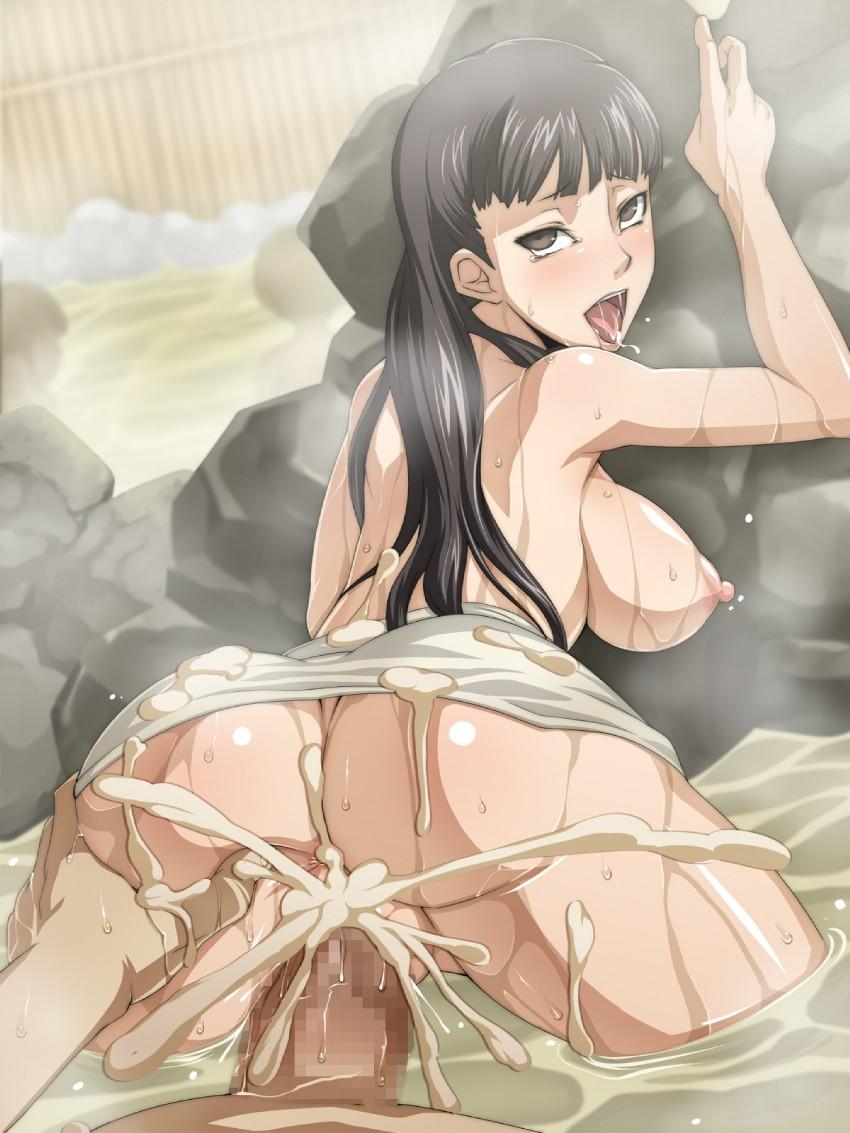 Fucked girl silly anime porn scene