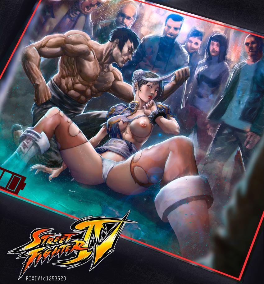 порно игра street fighter