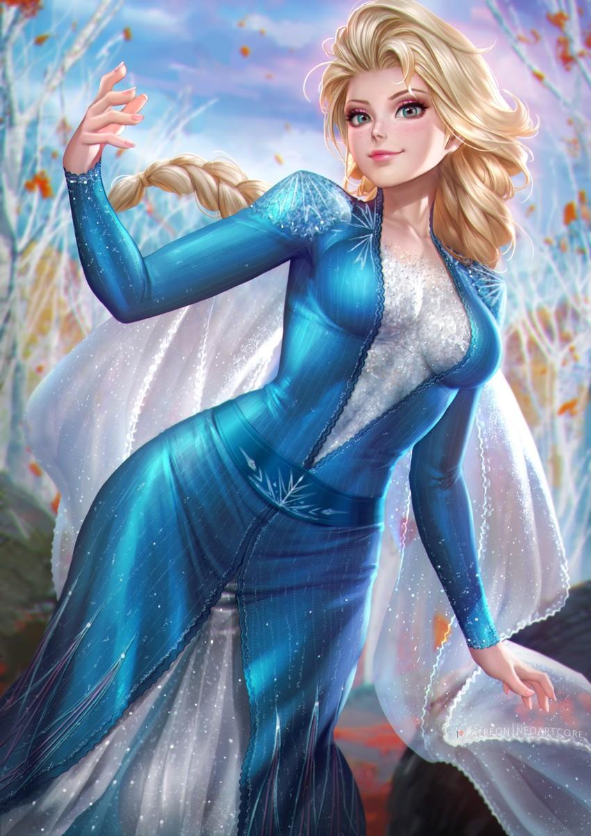 Elf Sorcerer by kevinglint | Fantasy | 2D | CGSociety