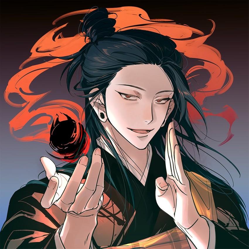 [TUTORIAL] - Sasaki Kojiro __getou_suguru_jujutsu_kaisen_drawn_by_mayer__sample-201a3630b10925a1cdb9dd5bc130d0ab