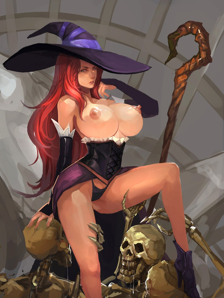 Sorceress sex nude picture