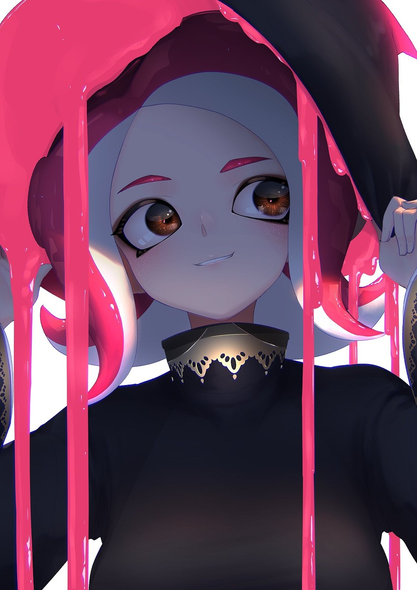 Octoling Splatoon 2 Octo Expansion And Etc Drawn By