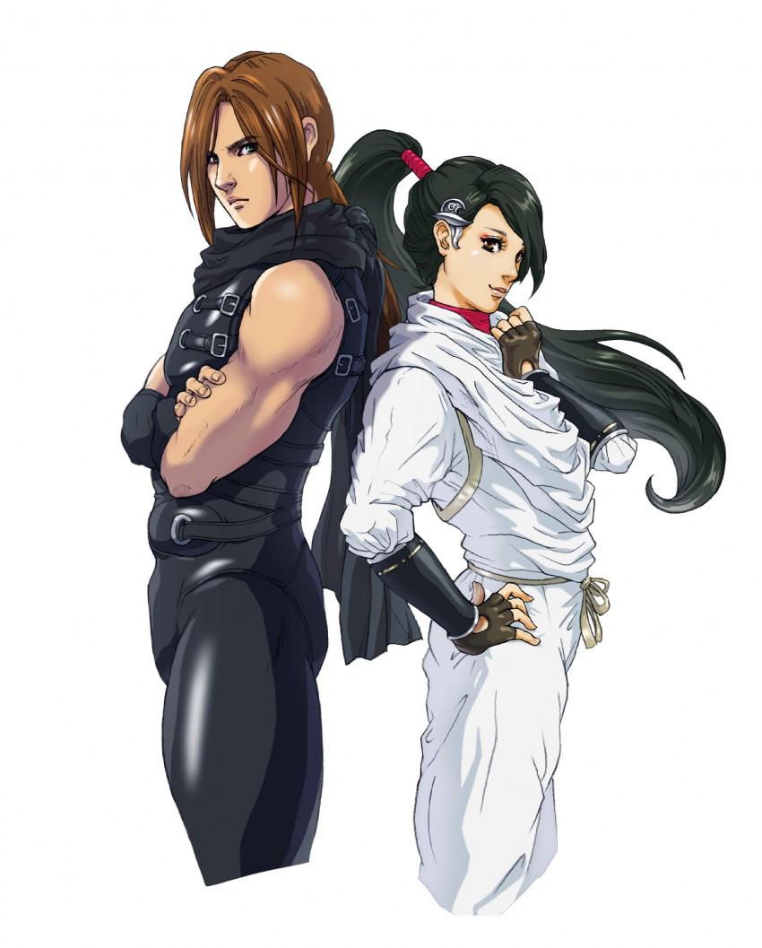 Momiji And Ryu Hayabusa Ninja Gaiden And 1 More Danbooru